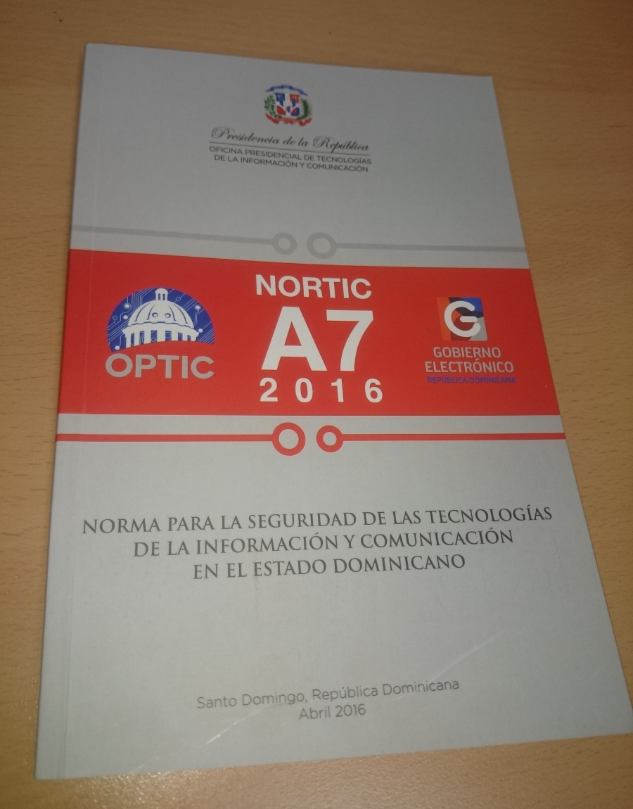 Normativa NORTIC A7